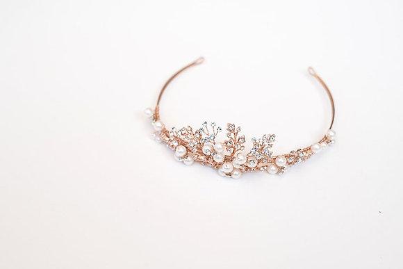 Devoted by Jessica Jordan- Wynslow Rose Crown