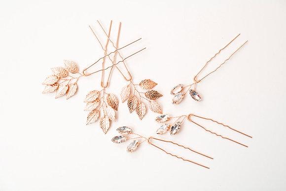 Devoted by Jessica Jordan - Wild Leaf Pins