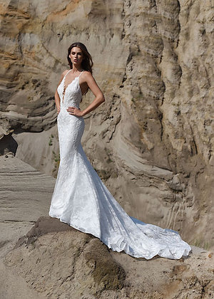 Dando London - Fascination Gown