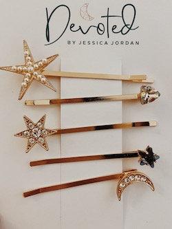 Devoted by Jessica Jordan - Starlight Grip Set