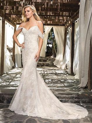 Casablanca Bridal - Audree Gown & Jacket