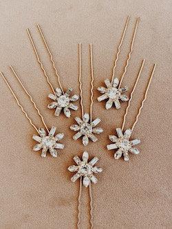 Devoted by Jessica Jordan - Crystal Star Pins