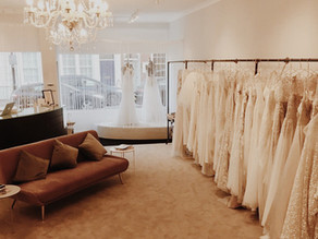 Wedding dress shopping post Coronavirus - everything you need to know to find your dress.