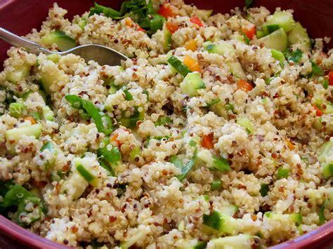 Golden Quinoa Salad