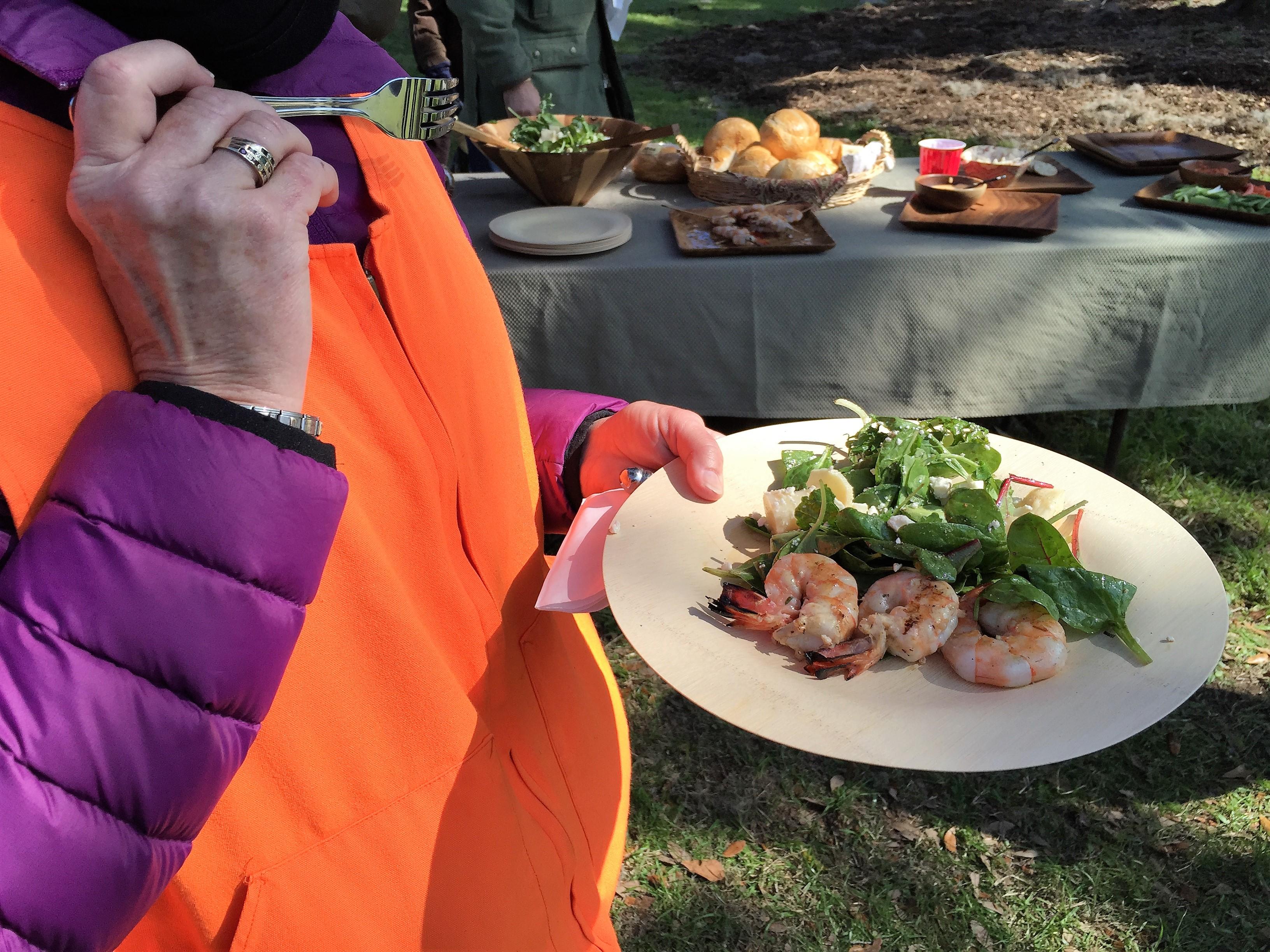 Field Lunch