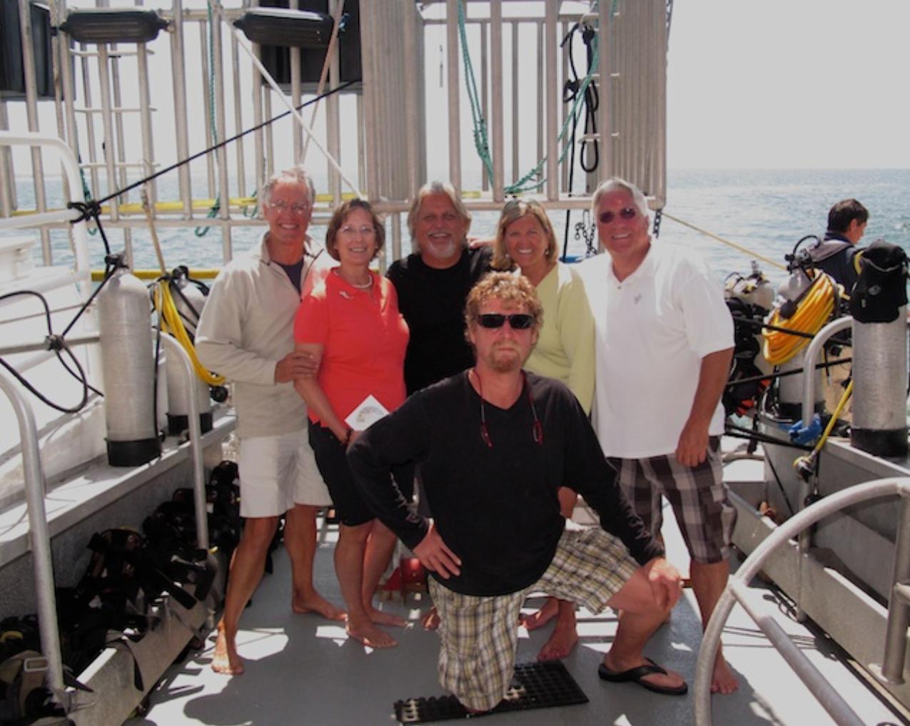 Aboard Nautilus Explorer[