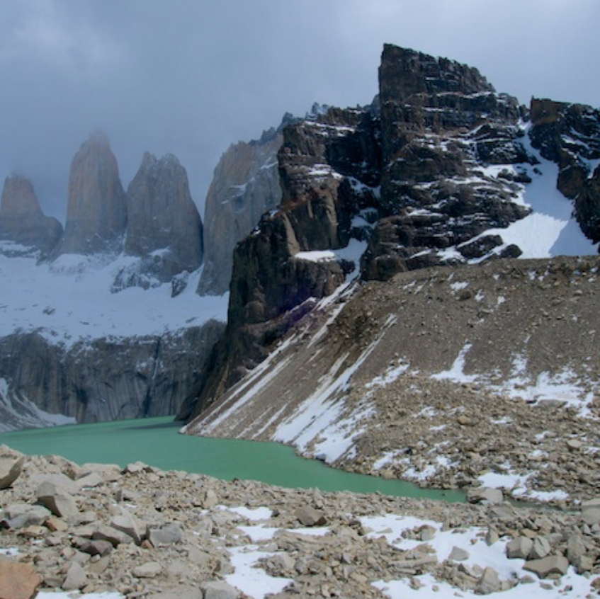 The Towers at Torres del Paine
