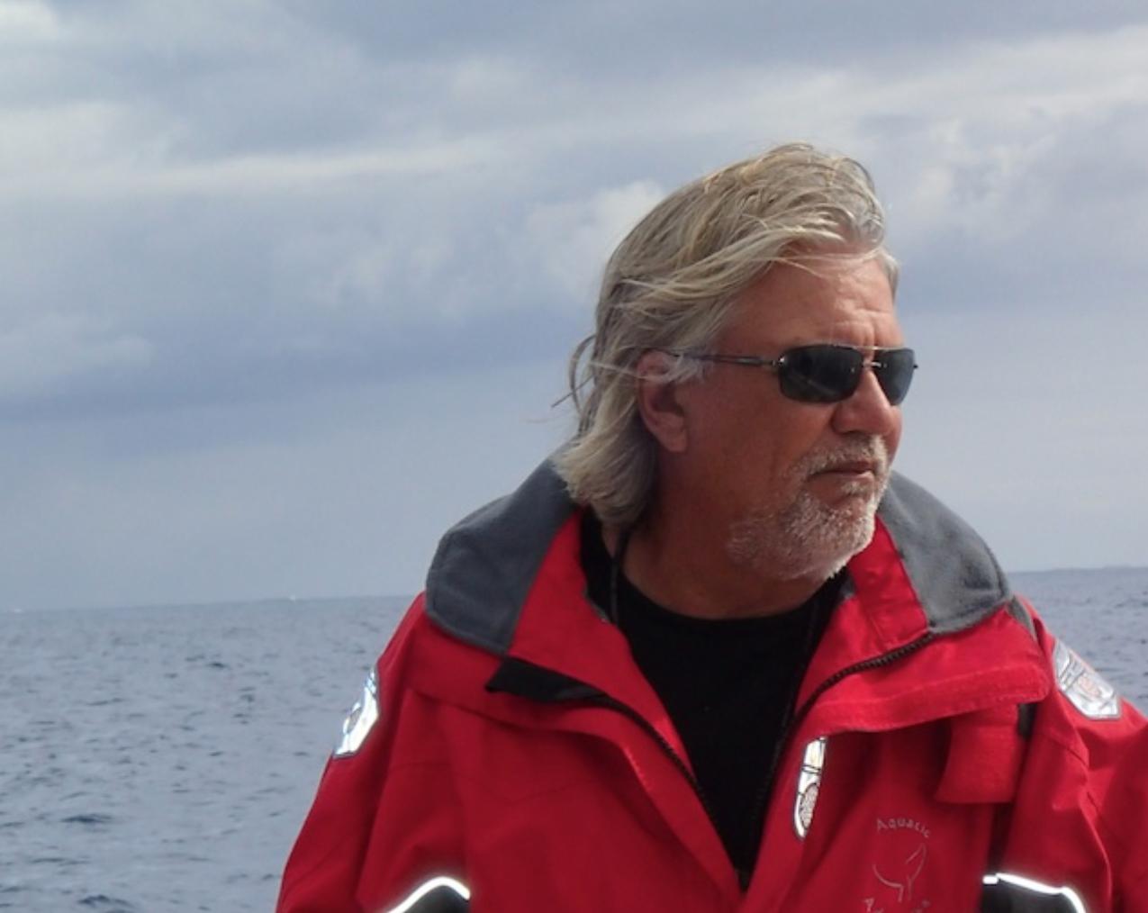 Humpback whale Zen Master Tom Conlin
