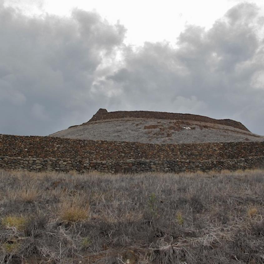 Temple on the Hill of the Whale-Pu'ukohala Heiau