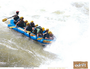East Africa Journal – Whitewater
