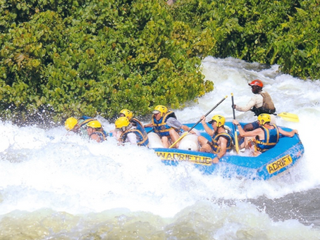 East Africa Journal – Whitewater!