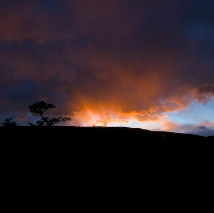 Dawn at Torres del Paine