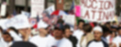immigration rally Indianapolis Broyles Kight Ricafort BKR attorney law freedom rights