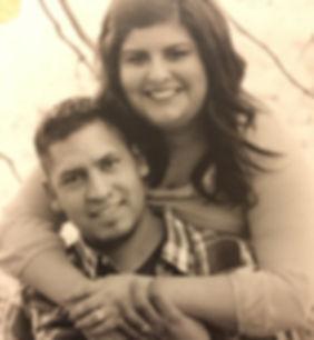 Vanessa and Juan Carlos Ibanez