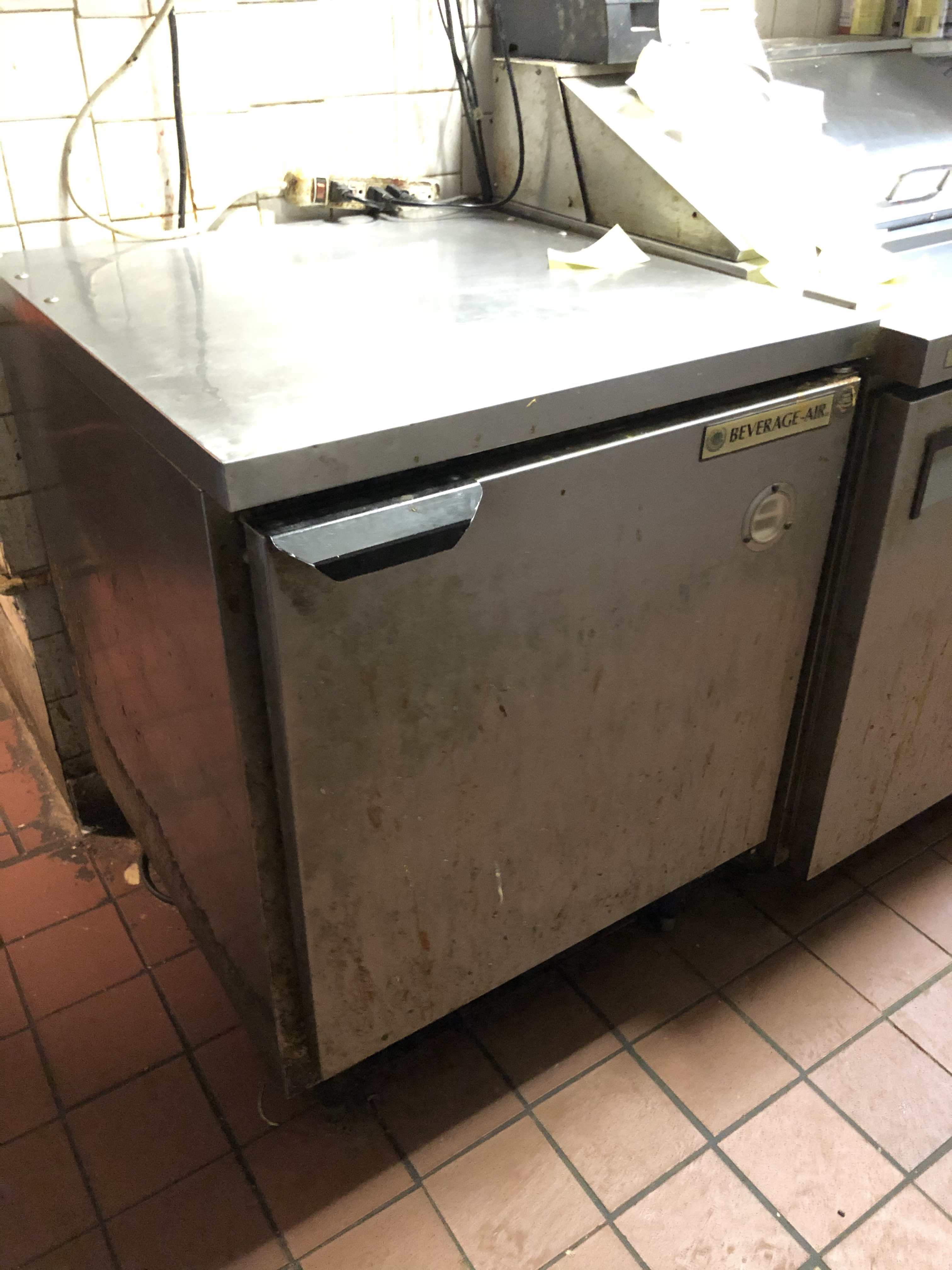 prep freezer