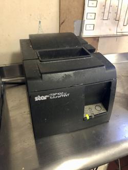 2 Star TSP 100 printers