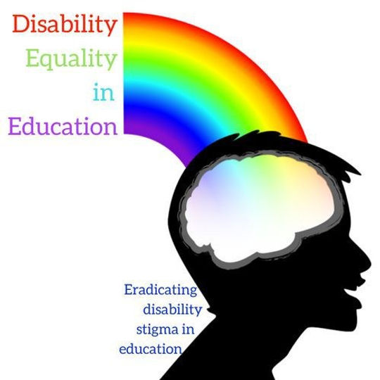 Photo of Rainbow going Disability Equality in Education Eradicating Disability Stigma in Education