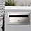 Thumbnail: Brickies 350mm front opening letterbox with sleeve