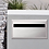 Thumbnail: Brickies 350mm rear opening letterbox with sleeve