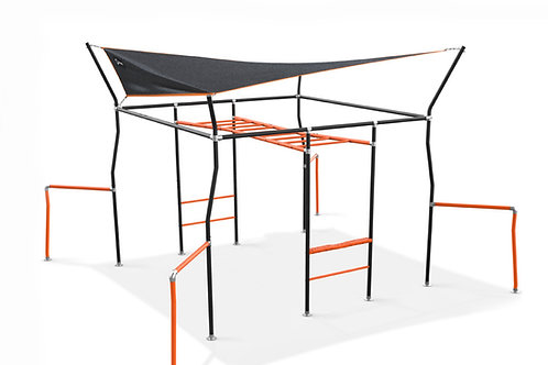 QUEST XL FRAME + SHADE COVER + ROVER +FREE DELIVERY