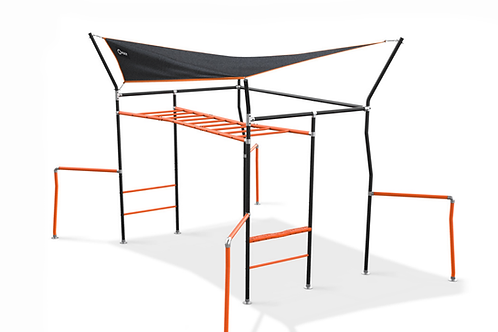 QUEST LARGE FRAME + SHADE + BB HOOP OR CART + DELIVERY