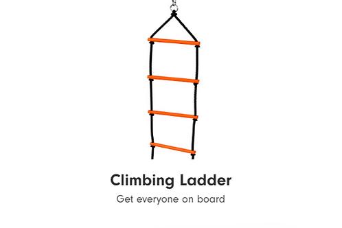 Climbing ladder for Monkey Bar