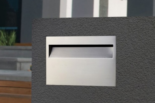 Milano front and back SS letterbox