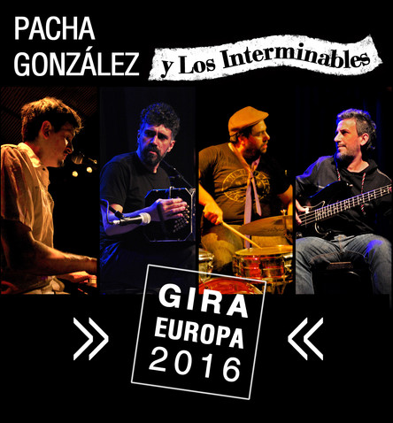 Gira Europa 2016