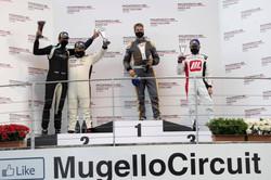 Podium Mugello Pro-Am