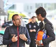 Antoine Lecerc - Coaching pilotage circuit personnalisé gentleman driver