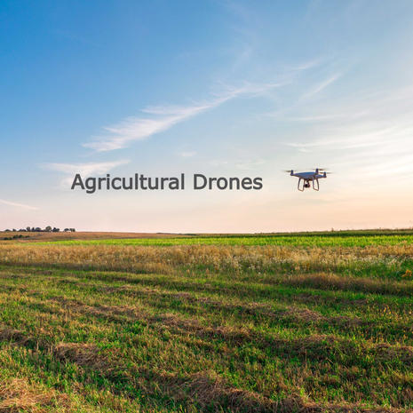 Aerial and Monitoring Agriculture Tech