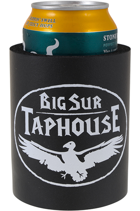 Big Sur Taphouse Black Koozie