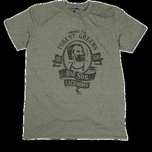Big Sur Smokin' Vintage Sheer T-Shirt