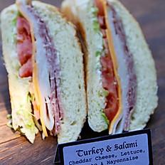 Turkey & Salami