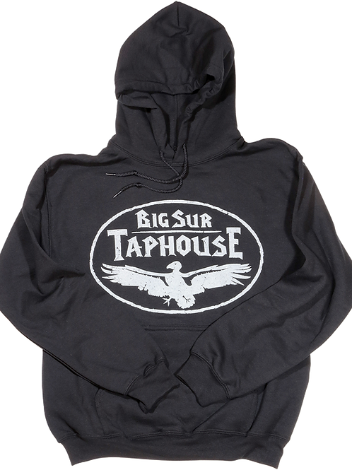 Big Sur Taphouse Pullover Hooded Sweatshirt