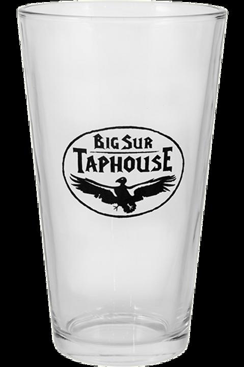Big Sur Taphouse Pint Glass