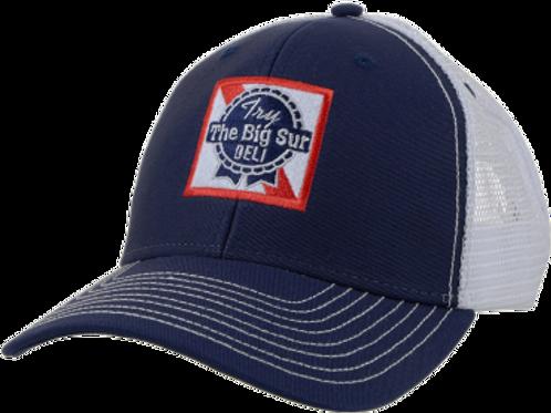 Big Sur Deli 'Blue Ribbon' Mesh Cap