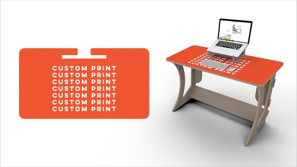 Custom Print Desk