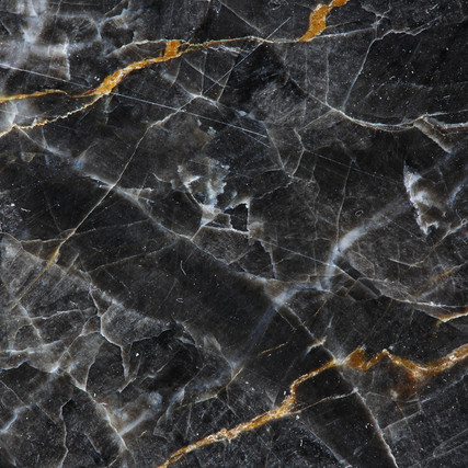 Black Gold Marble
