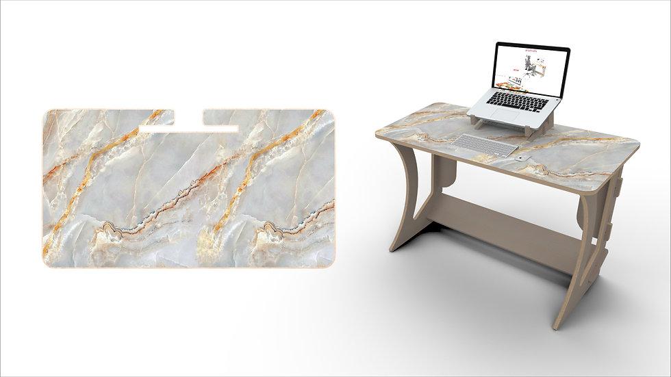 Marble Desk
