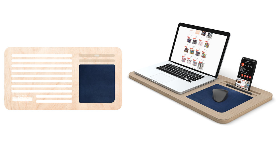 Leather Lap Desk