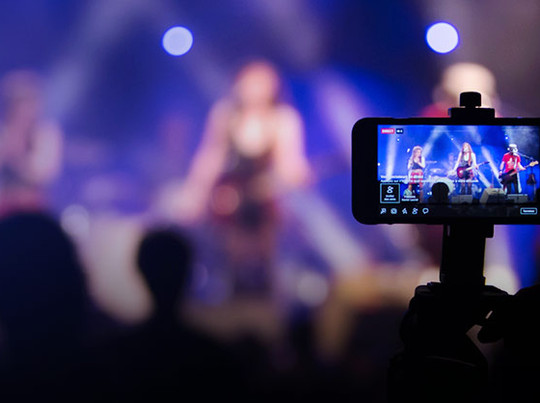 3 Useful Tips When Going 'Live'