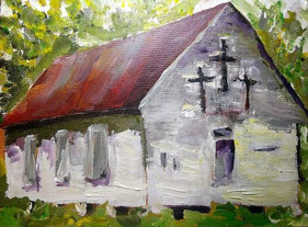 23 churches - Hwy 31 Giles County TN - A