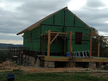October update on the Tiny House