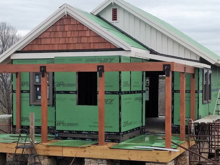 Tiny House – March Update