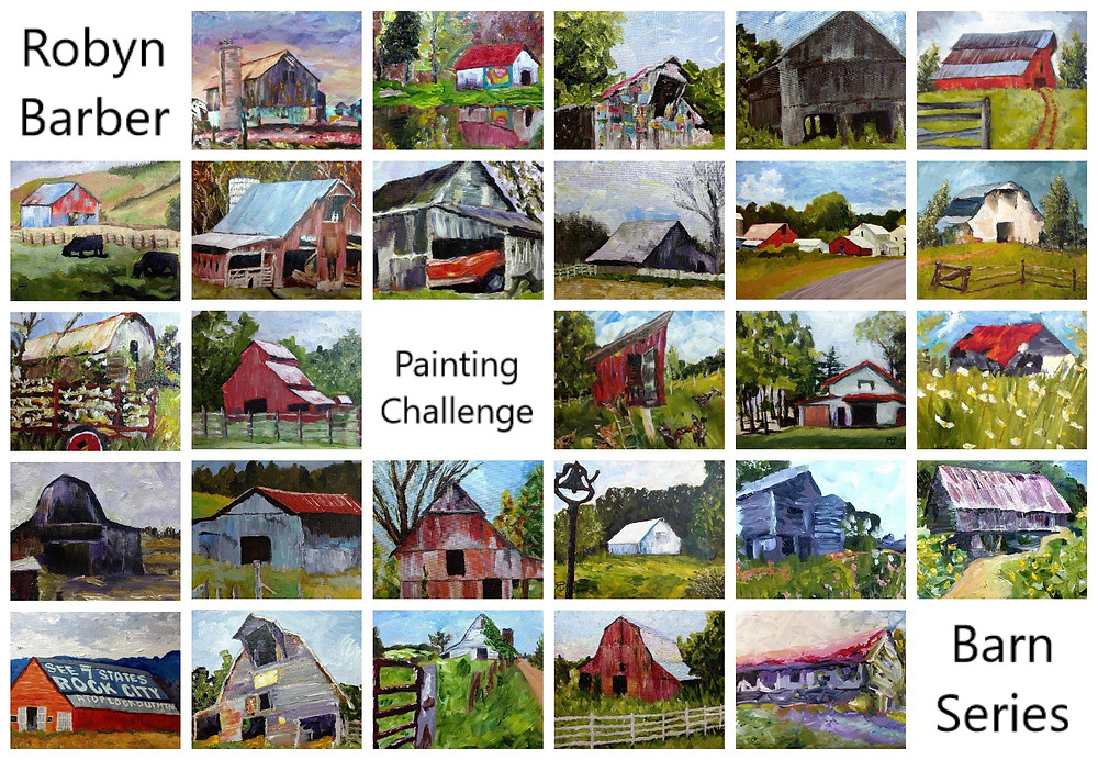 PicMonkey Collage 2018 Barn Series - grid