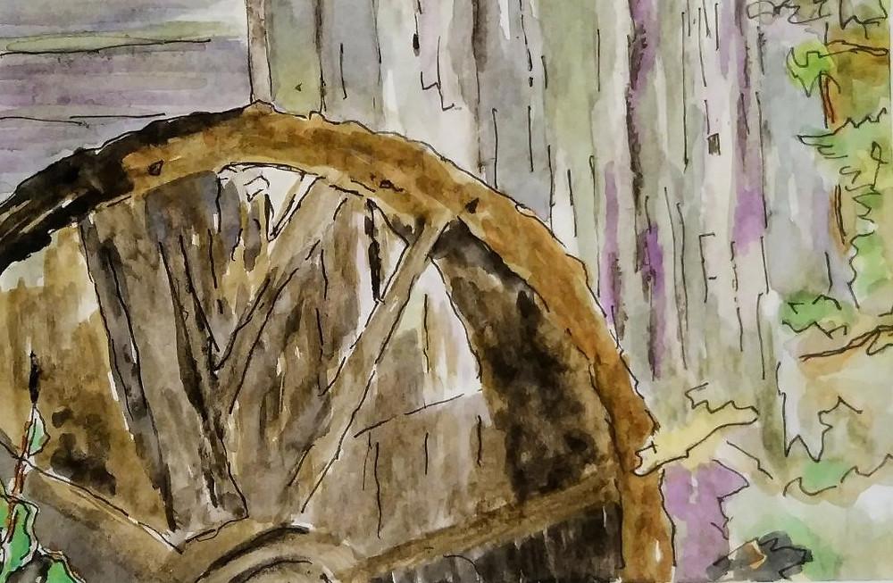 watercolor number 3