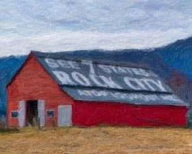 barn - grainger county - tn - photo-Snap