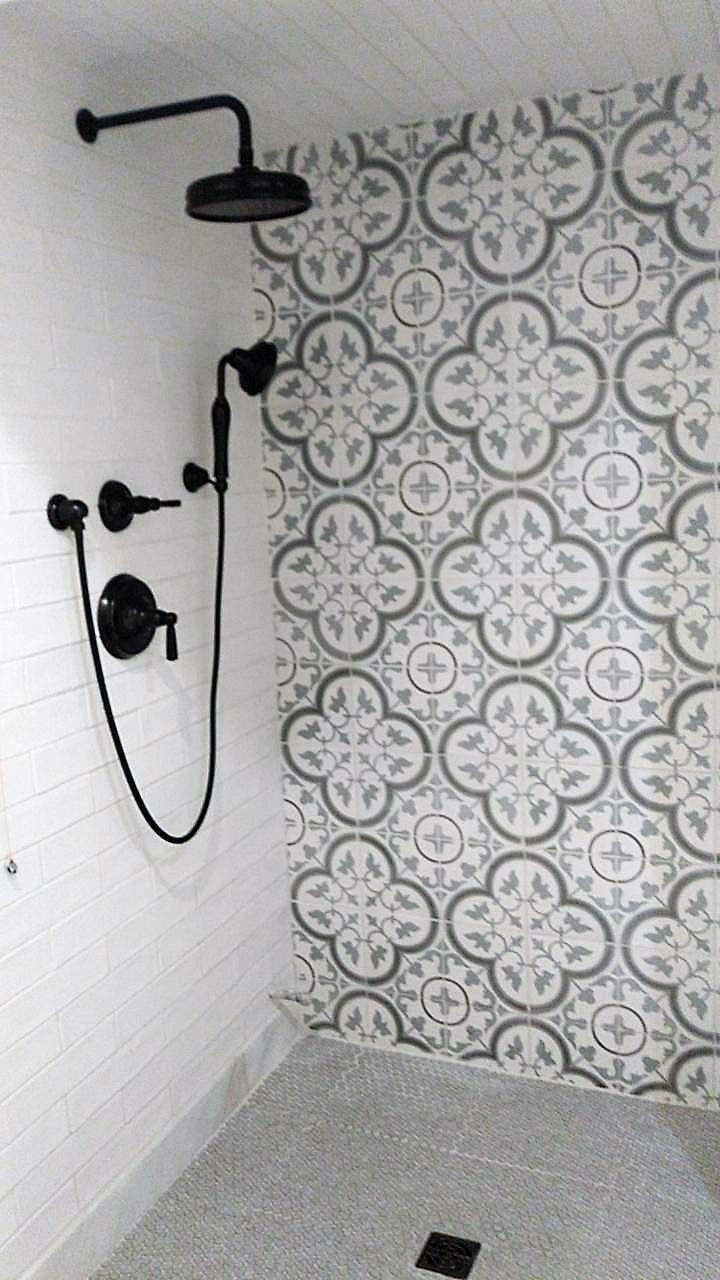 oct blog - shower