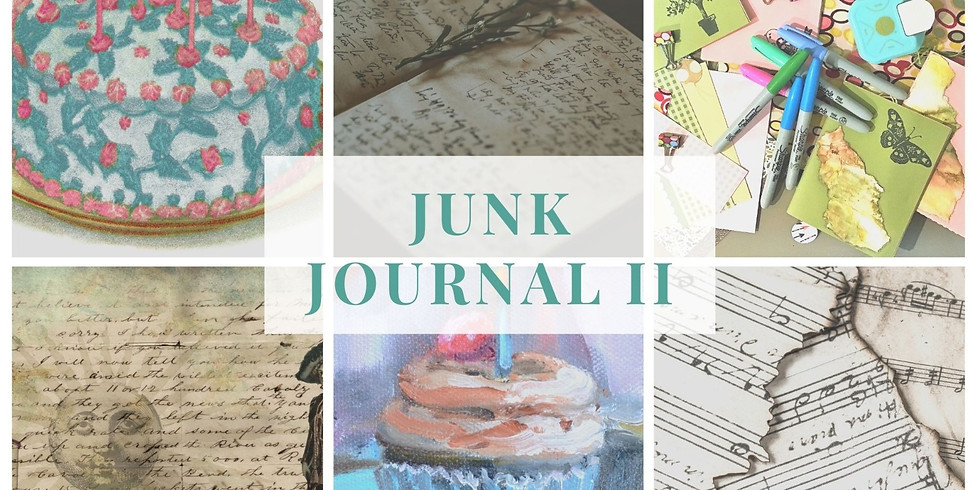 Junk Journal II